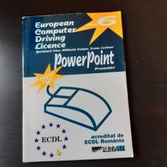 B. Eder - ECDL Power Point prezentari Modulul 6