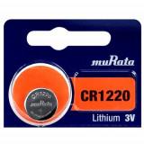 Baterie litiu muRata CR1220 3V 1 Bucata /Set