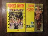 CAINII RAZBOIULUI/ZIUA SACALULUI-FREDERICK FORSYTH ,2 VOL