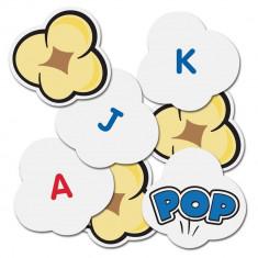 Cutie Popcorn cu Litere Learning Resources, 2 - 4 jucatori, 4 - 8 ani