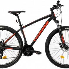 Bicicleta Mtb Dhs Terrana 2725 M Negru 27.5 Inch