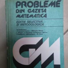 Probleme Din Gazeta Matematica - Colectiv ,549712