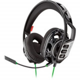 Casti Gaming Plantronics RIG 300HX, E+A, Microfon (Negru)