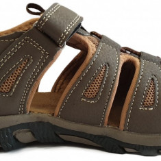 Sandale barbatesti maro Gioseppo 33093 maro, 40 - 46