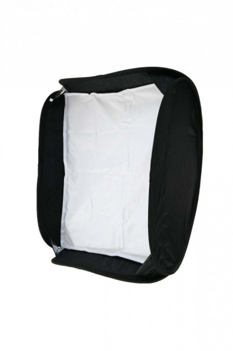 Softbox pliabil 80cm cu patina blitz speedlite