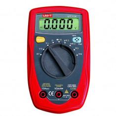 Multimetru digital UNI-T UT33A, testare diode