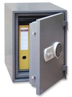 Seif certificat antifoc Kronberg Fire71TE electronic 713x 485x4500 mm EN15659/60P foto