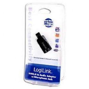 Placa de sunet Logilink 5.1 USB