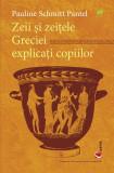 Cumpara ieftin Zeii și zeițele Greciei explicați copiilor
