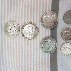 Lot monede argint