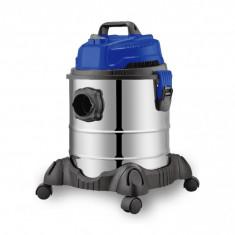 Aspirator multifunctional Victronic uscat/umed ,filtru Hepa,functiesuflare, 1200 W, cuva inox,20L