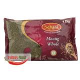 Schani Moong Whole Beans (Linte Mung Bob Intreg ) 2kg