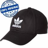 Sapca Adidas Originals Trefoil - sapca originala, Marime universala, Negru