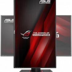"Monitor Gaming LED IPS ASUS ROG Swift 27"", WQHD, HDMI Boxe, Negru, PG279Q, 27 inch, 2560 x 1440"