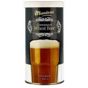 Muntons Connoisseurs Wheat Beer 1.8kg - kit pentru bere de casa 23 litri