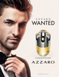 Azzaro Wanted Set (EDT 100ml + Deo Spray 150ml) pentru Bărbați