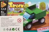 Transport Truck Set lego utilaje de Constructie