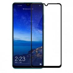 Folie sticla Case friendly Spigen Glass FC Huawei P30 Lite Black