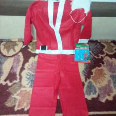 Costum Mos Craciun 3-6 ani