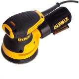 Slefuitor cu excentric DWE6423, 280W, 125mm, DeWalt