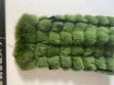 Vesta blana, Verde