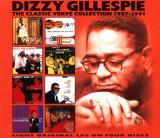 Dizzy Gillespie Classic Verve Collection Boxset (4cd)