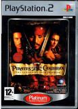 Joc PS2 Pirates of the Caribbean The legend of Jack Sparrow Platinum