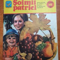 revista soimii patriei octombrie 1981