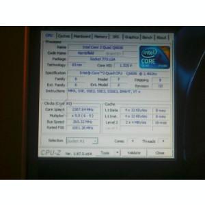 Procesor Core2Quad Q6600 4x2.40 Ghz LGA 775 8 Mb Cache 1066 Mhz FSB L243