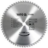 Disc fierastrau circular pt. lemn 400x60x30mm Yato YT-6086