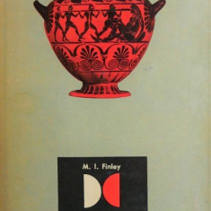 Lumea lui Odiseu - M. I. Finley