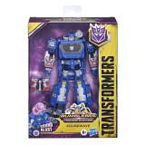 Robot Transformers vehicul Cyberverse Deluxe Soundwave, Hasbro