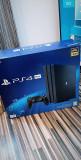 Playstation 4 Pro Jet Black 1TB 30 Jocuri
