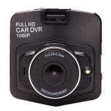 Camera auto DVR DiniWid Black, Full HD, unghi de filmare 120°, Night Vision