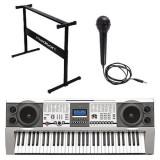 Orga electrica 61 clape cu stand clape si microfon