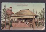 BUCURESTI   EXPOZITIA  NATIONALA  1906  CARCIUMA  MOLDOVENEASCA  U.P.U., Necirculata, Printata
