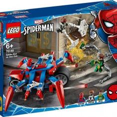 LEGO Marvel Super Heroes - Omul Paianjen contra Doc Ock 76148