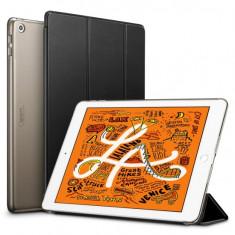 Husa de Protectie ESR Yippee pentru Apple iPad Mini 5 2019 Functii Stand & Smart Sleep Negru