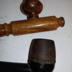 Pipe de colectie vechi