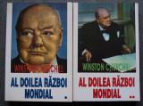 Winston Churchill - Al Doilea Război Mondial (2 volume; pref Florin Constantiniu