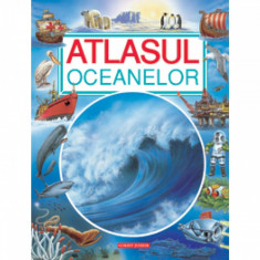 Atlasul oceanelor PlayLearn Toys