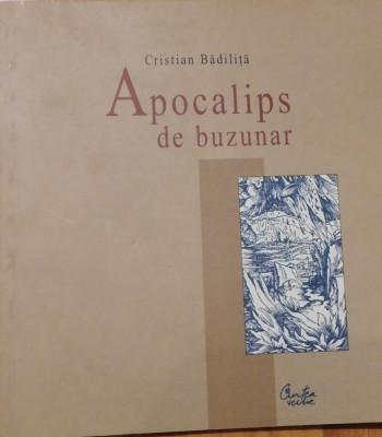 Apocalips de Buzunar de Cristian Badilita foto