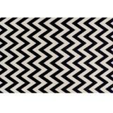Covor, fildes gri inchis, 67x120, ADISA