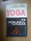 D3 Yoga pe intelesul tuturor - Galin Ludmila, Ropceanu Filaret