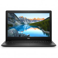 Laptop Dell Inspiron 3593 15.6 inch FHD Intel Core i3-1005G1 4GB DDR4 256GB SSD Linux 2Yr CIS Black