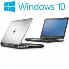 Laptop Refurbished Dell Latitude E6540, Core i5-4300M, Win 10 Home