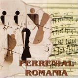 CD Perrenial Romania, original, muzica clasica