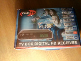 DVB-C & DVB T/T2 Plaza TV-Box digital HD Receiver