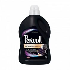 Perwoll Detergent lichid 2.7L 45 spalari Renew Advanced Black