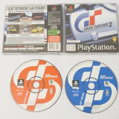 Joc Playstation 1 PS1 - Gran Turismo 2, Single player, Actiune, Toate varstele